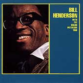 Bill Henderson With the Oscar Peterson Trio