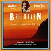 Beethoven: Complete Chamber Music for Flute / JP Rampal