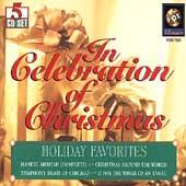 In Celebration of Christmas - Handel: Messiah;  Carols, etc