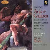 Handel: Acis & Galatea / Radu, Baird, Urrey, Price, Deas