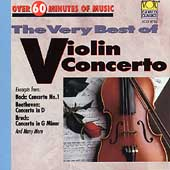 The Very Best of Violin Concerto