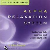 Alpha Relaxation System (2 Disc)