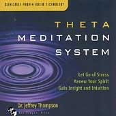 Theta Meditation System (2 Disc)