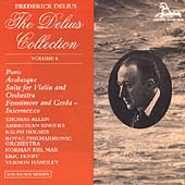 The Delius Collection Vol 6