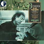 Beethoven: The Late Piano Sonatas Vol 1 / Andrew Rangell
