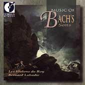 Music of Bach's Sons / Les Violons du Roy, Bernard Labadie