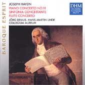 Baroque Esprit - Haydn: Piano and Flute Concertos, etc
