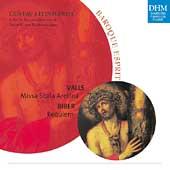 Biber:Requiem/Vals:Requiem:Gustav Leonhardt(cond)/Netherlands Bach Society Baroque Orchestra & Choir/etc
