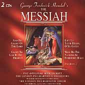 Handel: The Messiah / Susskind, London Philharmonic