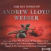 Hit Songs Of Andrew Lloyd Webber