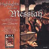 101 Strings - Handel: Messiah (Highlights) / Susskind, et al