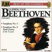 Best of the Classics - Ludwig Van Beethoven