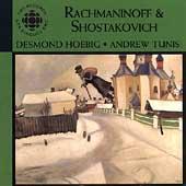 Rachmaninoff & Shostakovich / Desmond Hoebig, Andrew Tunis
