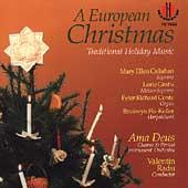 A European Christmas / Valentin Radu, Ama Deus Ensemble