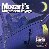 Classical Kids - Mozart's Magnificent Voyage (Blister Pack)