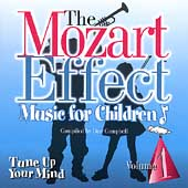 The Mozart Effect Vol 1 - Tune Up Your Mind (Blister Pack)