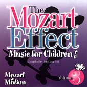 The Mozart Effect Vol 3 - Mozart in Motion (Blister Pack)