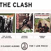 The Clash/London Calling/Combat Rock [Box]
