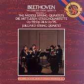 Beethoven: The Middle String Quartets / Juilliard Quartet