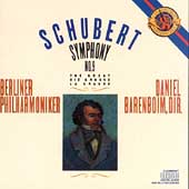 Schubert: Symphony no 9 / Barenboim, Berlin Philharmonic