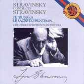 Stravinsky conducts Stravinsky - Petrushka, Le Sacre