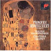 Prokofiev: Romeo and Juliet Excerpts / Salonen, Berlin PO