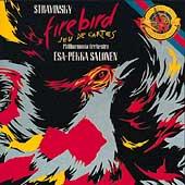 Stravinsky: Firebird, Jeu de Cartes / Salonen, Philharmonia