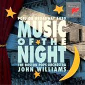 Pops on Broadway 1990--Music of the Night