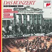 Das Konzert - November 1989 / Barenboim, Berlin PO