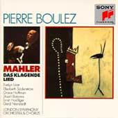 Mahler: Das Klagende Lied / Boulez, London SO & Chorus