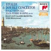 Vivaldi: 6 Double Concertos / Stern, Rampal, Rolla