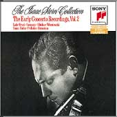 Isaac Stern Collection - The Early Concerto Recordings Vol 2