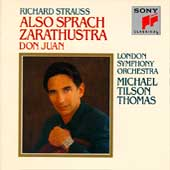 R. Strauss: Also Sprach Zarathustra, Don Juan / Thomas