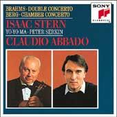 Brahms: Double Concerto;  Berg
