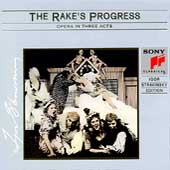 Stravinsky: The Rake's Progress / Stravinsky, Royal PO