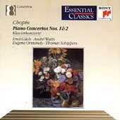 Chopin: Piano Concertos nos 1 & 2 / Gilels, Watts, Ormandy