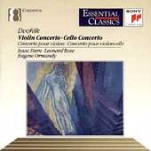 Dvorak: Violin Concerto, Cello Concerto / Stern, Rose et al