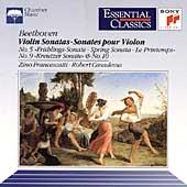 Beethoven: Violin Sonatas / Francescatti, Casadesus