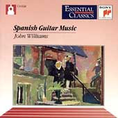Spanish Guitar Music / John Williams