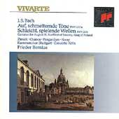 Bach: Secular Cantatas BWV 207a & 206 / Frieder Bernius