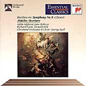 Beethoven: Symphony no 9, etc / Szell, Cleveland Orchestra