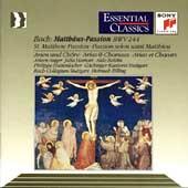 Bach: St Matthew Passion - Arias & Choruses / Rilling, et al