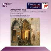 Baroque in Italy / Malgoire, Scimone