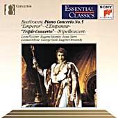 Beethoven: Piano Concerto no 5, Triple Concerto / Fleisher