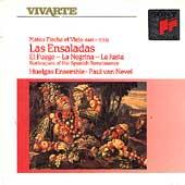Flecha: Las Ensaladas / van Nevel, Huelgas Ensemble