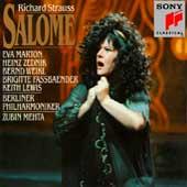 Strauss: Salome / Mehta, Marton, Zednik, Weikl, Fassbaender