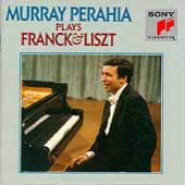 Murray Perahia plays Franck & Liszt