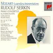 Mozart: 7 Piano Concertos, Rondos / Rudolf Serkin