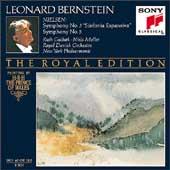 The Royal Edition - Nielsen: Symphonies 3 & 5 / Bernstein