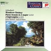 Schubert: Wanderer Fantasy, etc / Fleisher, Freire